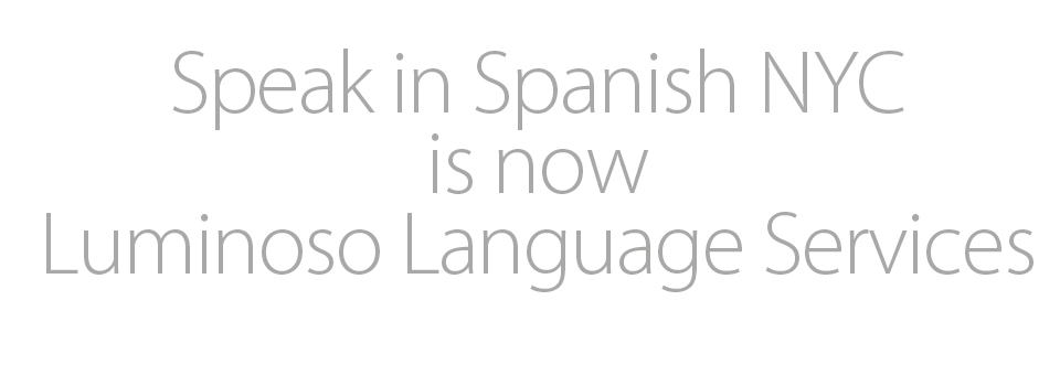 luminoso language services