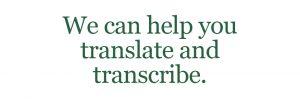 luminoso language services translation services